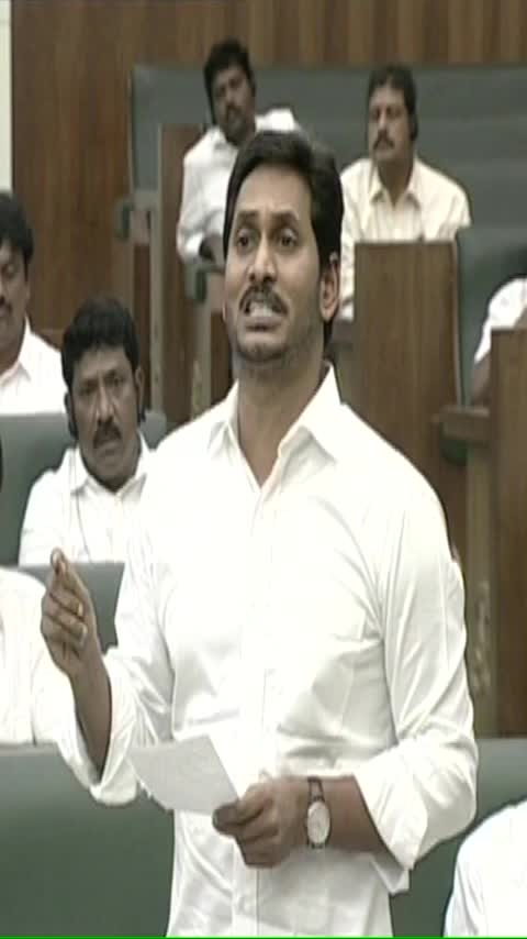 CM #YSJagan Funny Satires on #Chandrababu