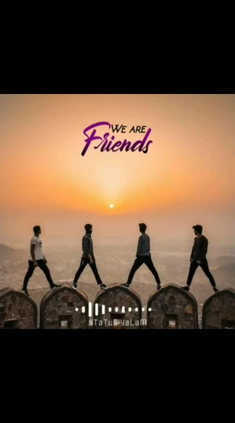friendship whatsapp status #friendship #best-friendship #friend-for-ever #roposo-love-friends #best-friends #friends #frnds #whatsapp #whatsapp-status #roposo-trending #trendeing #college #beautiful-life #caring #love-laugh-care #enjoy #classmates #lovevsfriend #cute #roposo-malayalam #malayalam