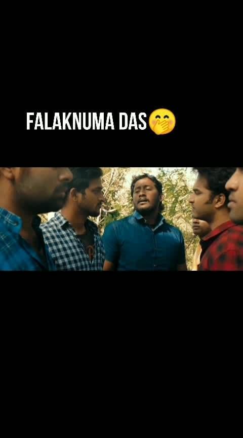 Falaknuma Das 👌#telugu #faluknamadas #falaknumadas