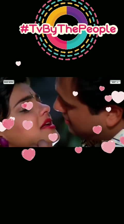 #old is gold# Alka yagnik and Kumar sanu hit video song