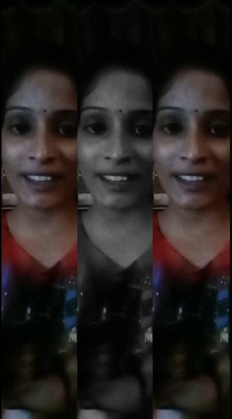 Inthalo ennenni vinthalo song #Female version #Singer chinmayi sreepadha #