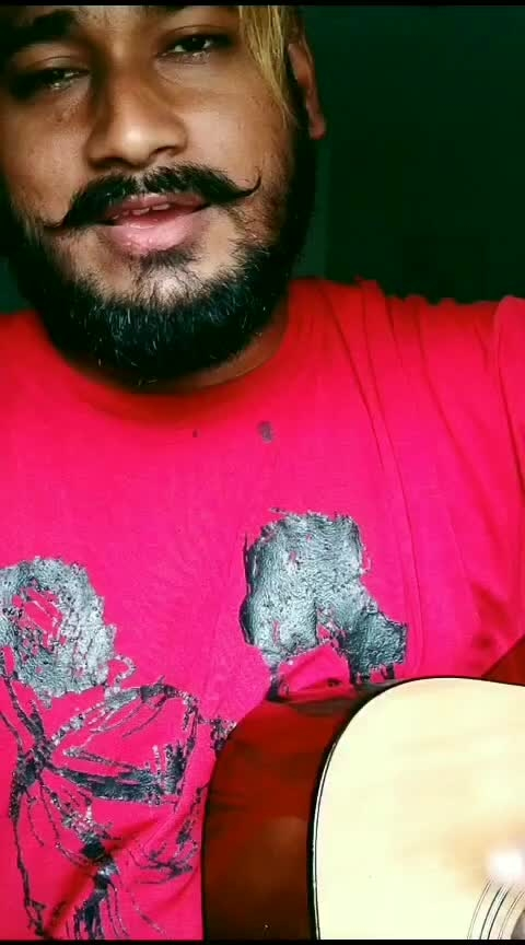 fitoor | by-chandan sarkar  . . . #fitoor #song #romentic #romanticsong #bollywood #bollywoodsong #singer #bollywoodsinger #moviesongs #guitar #cover #solocover #mood