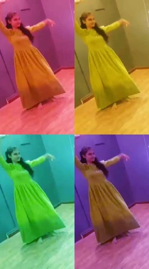 #ghoomar #solo #dancepractice #basicsteps #roposostar #nirmalamdanceacademy