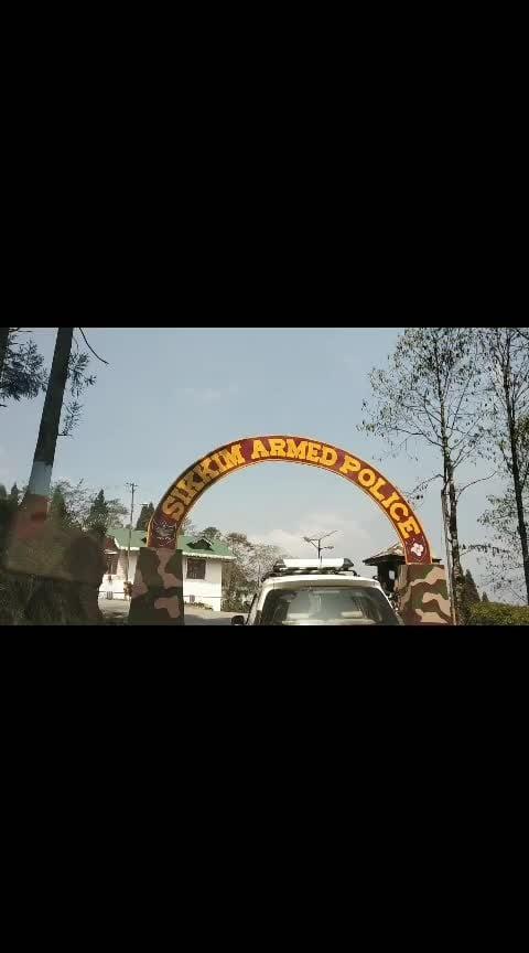 #sikkim #one-man-army #jaihind #gangtok