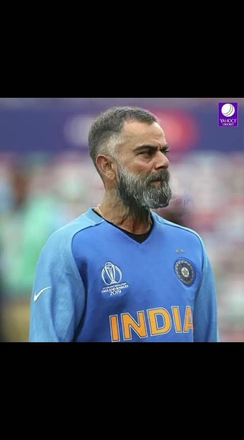#FaceAppChallenge: If the 2019 Indian team played in the 2051 World Cup, they would probably look something like this!  #faceapp #faceapplication #faceapps #viratkohli #rohitsharma #msdhoni #msd #hardikpandya #jaspritbumrah #klrahul #shikhardhawan #yuzichahal #bhuvi #shami #viralchallenge #viral #worldcup #cricket #cricketfever #old #cricketers #india #teamindia