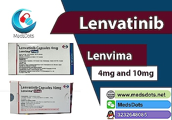 Purchase #Lenvatinib is the generic for the trade name drug #Lenvima can take to improve the disease like thyroid or #kidney cancer, hepatocellular carcinoma (#Liver Cancer). MedsDots True Indian Pharmacy giving the service to purchase Lenvima 4mg & Lenvima 10mg is an anti-cancer drug across the world containing many countries(Singapore, Ukraine, Russia, Vietnam, Philippines, Poland, Venezuela, Romania, Hungary, Taiwan, New Zealand, Ecuador, Thailand, Cambodia, Belarus,etc). To take #Lenvanix Capsules, #EISAI Lenvima generic brands or more types of brand you can connect with us by Mail: medsdotss@gmail.com, WeChat/Skype: medsdots, QQ: 3232648085, WhatsApp/Viber/telegram: +919953810074. you can also visit our site www.medsdots.net