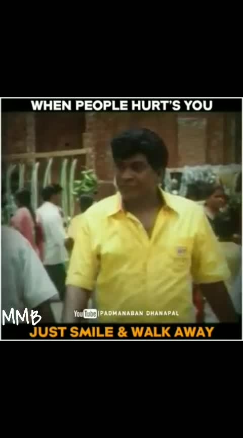 #smile walk any time