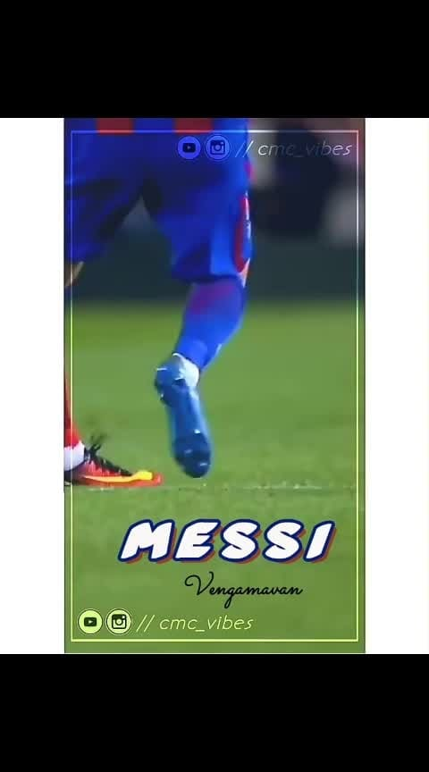 #messi is. a real hero#