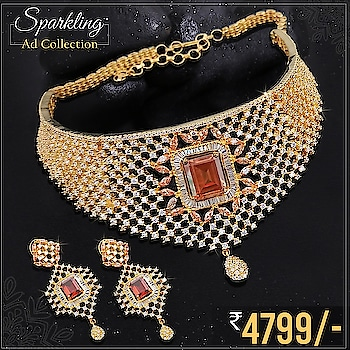 JEWELMAZE PRESENTS YOU THE MOST ADORABLE AD NECKLACE SET !! GET YOURS NOW :- https://bit.ly/2GgpncN  #ADCollection #ADNecklaceSet #OnlineShopping #JewelMaze #Necklace #Jewellery #OnlineJewellery #JewelMazePvtLtd