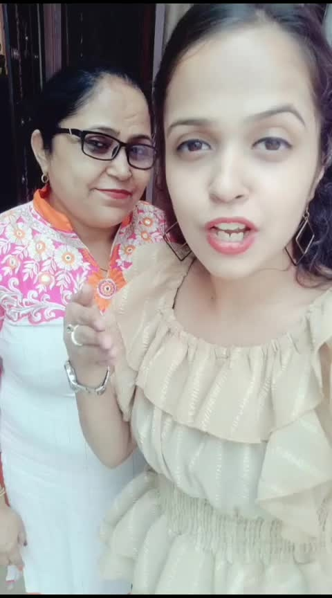#funwithroposo #mummysgirl #mymaa #withmylove #loveumaa