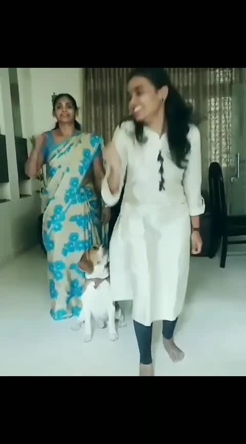 #doglove #roposo-dance #onrequestpostcompleted 🐕😘😘😘😘😘😘😍😍😍💞