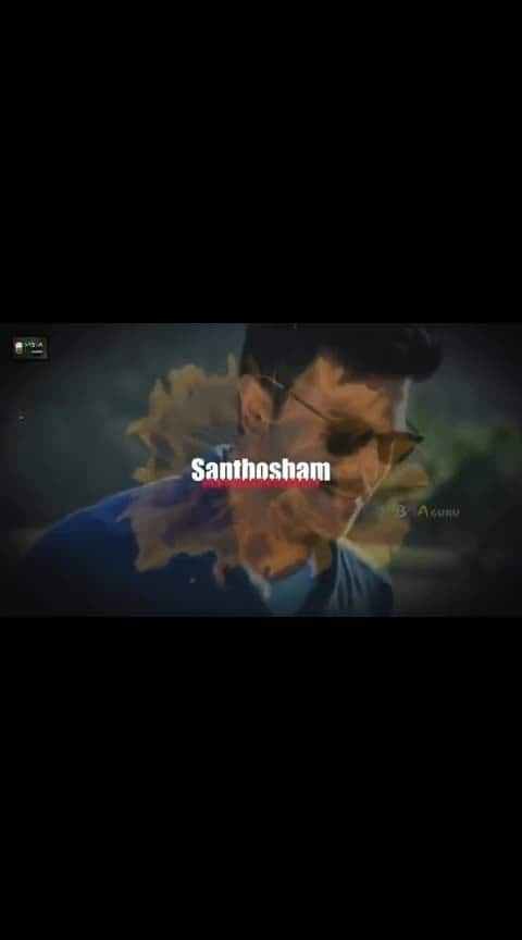 #megapowerstar #rangasthalam fan made title song