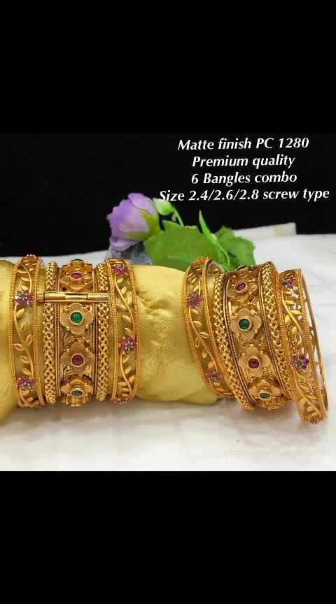 #sravanamasamspecial #sravanamasamstarts #sravanamasamcollection #sravanamasampoojaspecial #templejwellery #templecollection #bridal-jewellery#bridal-wear #bangles #bangleslove #banglesonlineshopping #banglescollection   Cost 1500 starting price  Cost gets varied with respect to the product. All are not with same price  No cash on delivery No return and replacement Intrested people can call or wats app to 8367373114 My youtube channel related to studies in telugu https://www.youtube.com/channel/UC1HIYw-EXzbOSN9BI80bJuA My channel related to shopping in youtube https://www.youtube.com/channel/UCWn9eoJEahEZMIrcXaWhNrw  My jwellery collection page https://www.facebook.com/My-jwellery-collection-786600328402889/  My saree collection page https://www.facebook.com/Uppada-and-all-type-of-pattu-collection-1009668725889301  Work from home reselling app link My referal code  Meesho App referal code and my link https://meesho.com/invite/SWATHIA915  Planning to buy a mobile  http://ckaro.in/arbCItmIn http://ckaro.in/ah5v5GJSe http://ckaro.in/aTRxCxITI http://ckaro.in/a5bcatCyk http://ckaro.in/apdc7eezs http://ckaro.in/aP0AraDjs http://ckaro.in/avraTwWA9