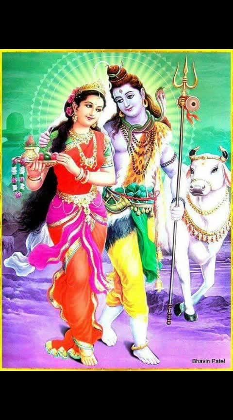#Mahadeva@# khadi khadi kyu halle#!!!