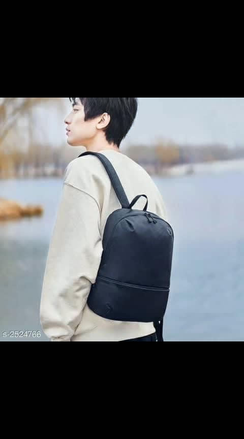 *Divine Elite Classy Unisex Backpacks Vol5*