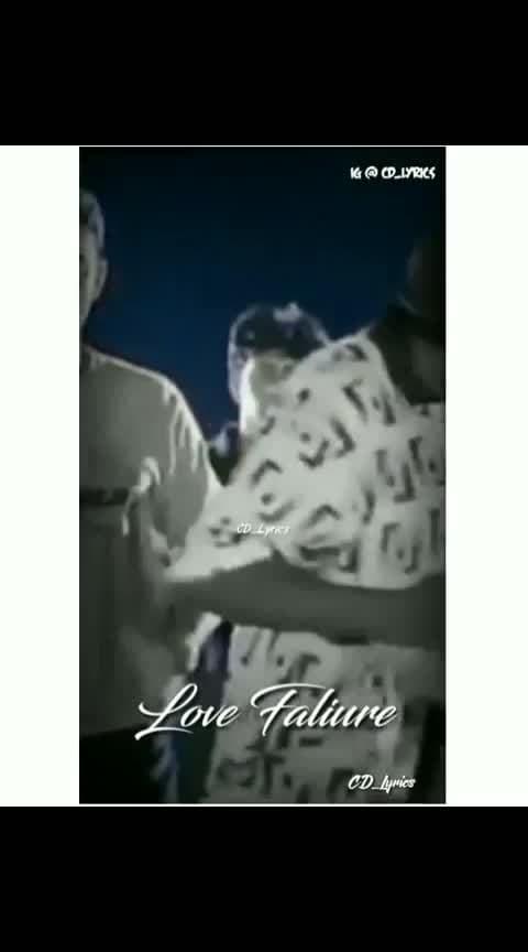 #love failiure#roposo-vadivelu