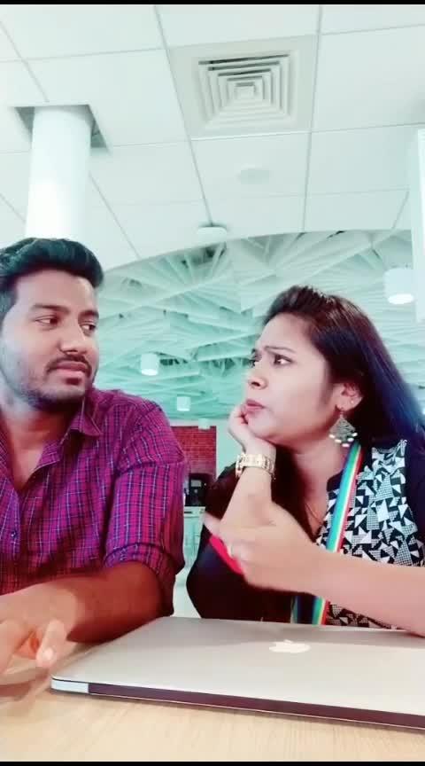 #roposoacting #officefun #risingstar #madhu_honey