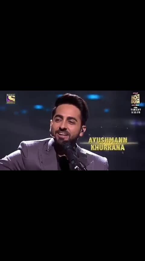 #ayushmannkhurrana
