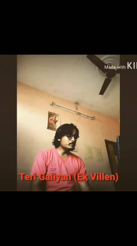 Teri Galiya | Villain | Cover 😍 #terigaliyan #roposo-rising-star-rapsong-roposo #risingstar #cover #keyboardlove #lovesongs #guitarcover #best-song #rops-star #roposostar #love #lovesinging