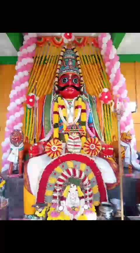 #muniyappan swamy #roposo-god  #god  #popularpic  #naturephotography  #muniyappa