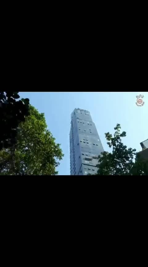 mukesh ambani residential flat