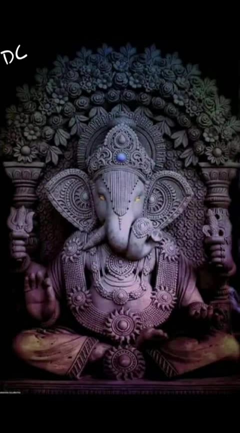 Jai Ganesh #ganeshchaturthi2018 #ganeshchaturthi2017 #lord-ganesha #ganesha #ganesh #bappamorya #bappamoriya #mumbai #mumbaiganeshostav #mumbaiganeshutsav #ganpati bapaa morya #moryaspecial #bhakti #bhakti-tv #roposo-bhakti #bhakti-channle #ropo-bhakti
