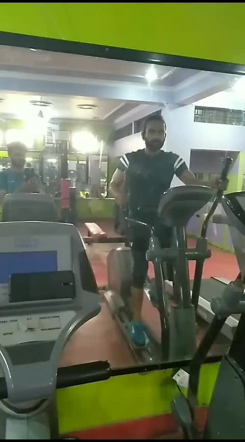 रोज सुबह की तैयारी । #gym #gymlife #gymaccessories #fitnessgoals #fitnessmotivation