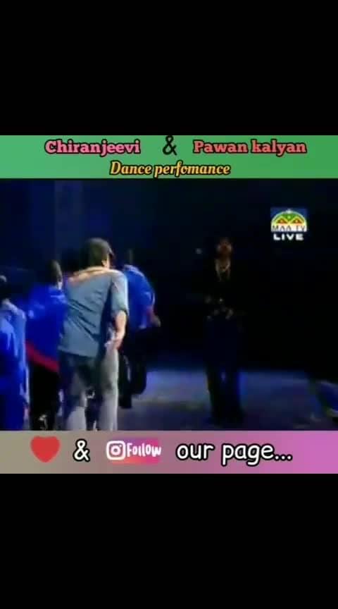 #chiranjeeevi #pawan #roposodancing #ropo