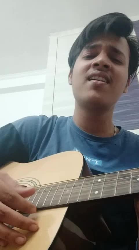Me dhoondne ko zamane me 😇. #roposo #talent #talentswag #guitar #singers #musician #bollywood #love #arijitsingh #roposostars #risingstar