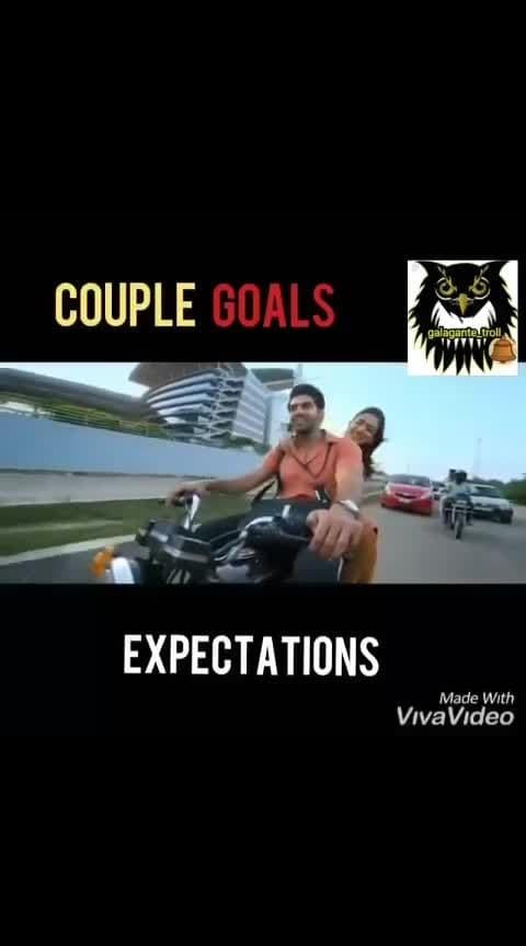 #expectations V'S #reality