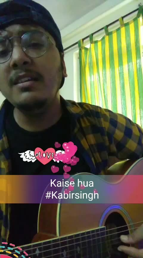 This is one of the finest songs of the year..♥️ #kaisehua #cover #roposo #roposotalent #risingstar #roposoviews #trending #singer #singingstar #singingstars #wow #roposolove