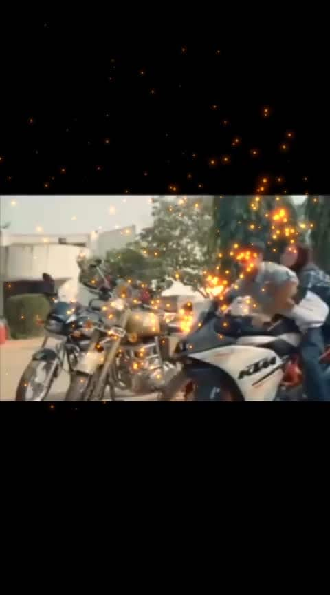#ktm #fire effect  #roposo funny video