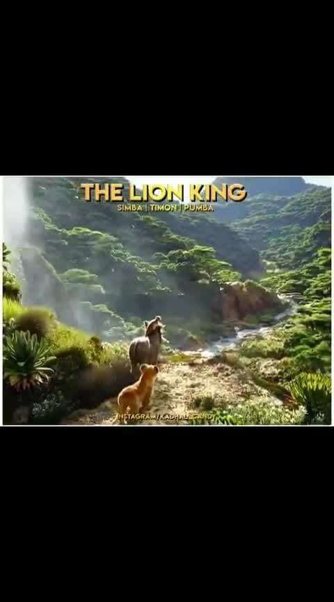 #thelionkingpremiere #pinlove #ropo-video