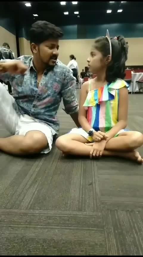 #azhar  #baby_krithika #vijaytelevision #roposo-filmistan-channel #roposo-fun #haha-tv #roposo-vibes