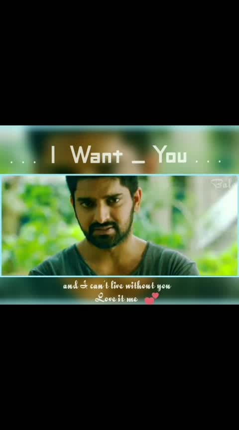 #i can't live with out you.... bangaram