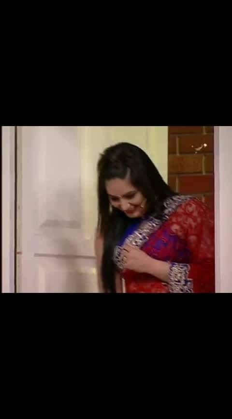 O My God! Ragini in Sarie I Can't Believe it!!! 😱😱😱😱😱 #ragini #srujanlokesh #majatalkies #hahatvchannel #filmistaanchannel