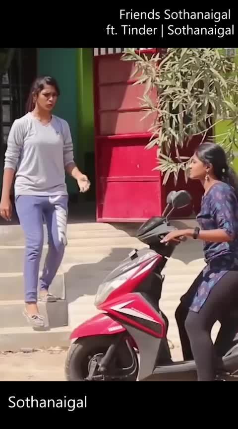 #haha-tv #sothanaigal