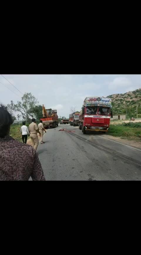 Shapur Nagar Bypass accident