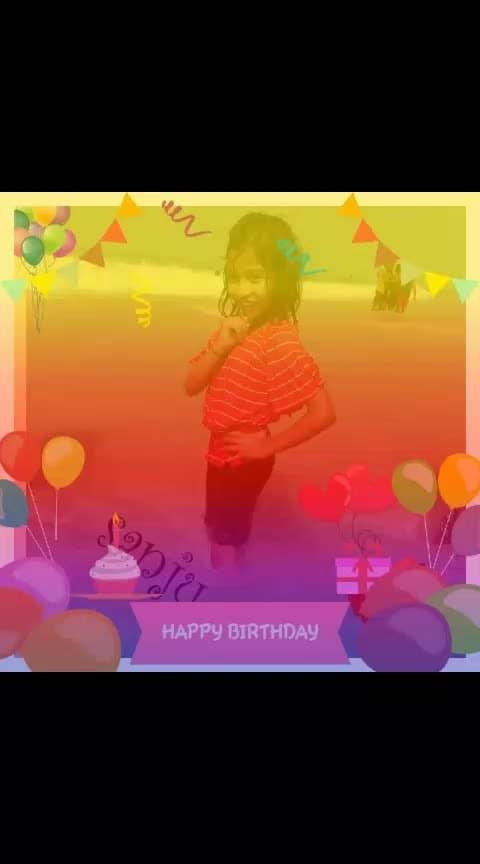 hppy birthday dear pinku