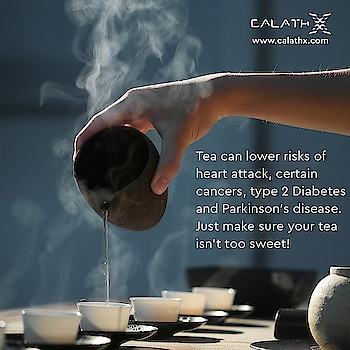 #health benefits of #tea  www.calathx.com  #tea #teatime #coffee #tealover #greentea #tealovers #chai #healthy #teaaddict #instatea #cafe #tealife #blacktea #foodie #Strengthtraining #Physiquefreak #CrossFit #FitFluential #Fitnessfriday #Squats #Health #Healthylife #like4like #follow #calisthenics #fitindia