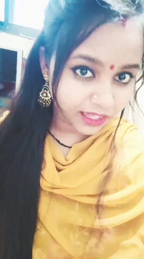 🌷# bharosa #my original voice #roposo-rising-star