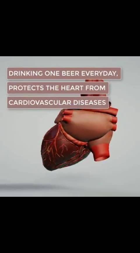 Benefit of beer