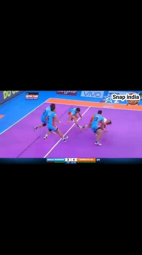 #wowsome-moment #kabbadi #sportstvchannel