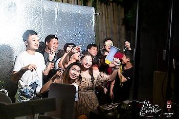 Behind the scenes FazWaz Conference at Khaolak Photobooth | 6 July 2019  Wedding by www.meeventsphuket.com  Copyright : ME Photo booth Phuket  Photo : musephotographer.com IG: instagram.com/me_eventsphuket  #photobooth #photobooththailand #photoboothwedding #bridesmaids #party #event #weddingphotographer #phuketphotobooth #ตู้ถ่ายรูป #ตู้ถ่ายรูปงานแต่ง #ตู้ถ่ายรูปงานอีเวนท์ #ตู้ถ่ายรูปphotobooth