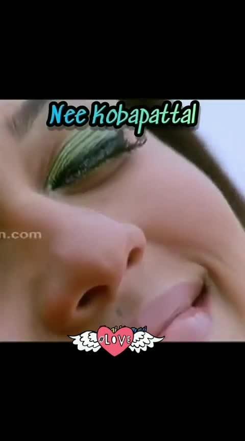 #nee kovapattal #vijay #nayanthara
