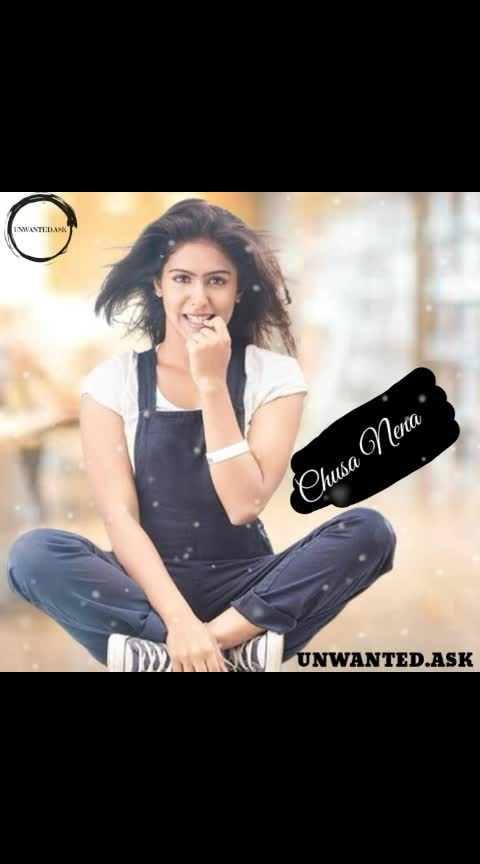 feel good song.. UNWANTED.ASK  #unwanted_ask #alludu193 #nikhilsiddharth #samyukthahegde #kirrakparty #tollywoodmovie
