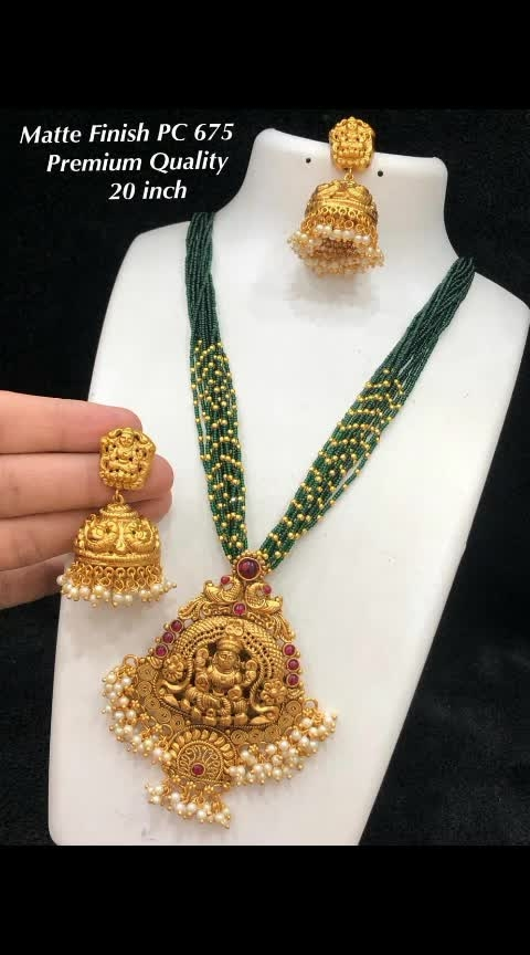 #jwellerycollection #sravanamasamcollection #sravanamasampoojaspecial #templejwellery#templecollection #sravanamasamcollection #sravanamasamstarts #ashadamsale #ashadamspecialprice #ashadamoffers #ashadam #jwelleries #jwellerybox #jwellery #jwells #jwellarylove #jewelrydesigner Cost between 2000 to 3500  No cash on delivery No return and replacement Intrested people can call or wats app to 8367373114 My jwellery collection page https://www.facebook.com/My-jwellery-collection-786600328402889/  My saree collection page https://www.facebook.com/Uppada-and-all-type-of-pattu-collection-1009668725889301  My playlists Money earning tips  https://www.youtube.com/playlist?list=PLdPwv-d3B1es0hzQOyx7hEJgtVuLs2E5R Banking classes https://www.youtube.com/playlist?list=PLdPwv-d3B1euKu4lzVDH2Va6T2w8UPk_h My channel related to shopping in youtube https://www.youtube.com/channel/UCWn9eoJEahEZMIrcXaWhNrw  Work from home reselling app link My referal code  Meesho App referal code and my link https://meesho.com/invite/SWATHIA915  Planning to buy a mobile  http://ckaro.in/arbCItmIn http://ckaro.in/ah5v5GJSe http://ckaro.in/aTRxCxITI http://ckaro.in/a5bcatCyk http://ckaro.in/apdc7eezs http://ckaro.in/aP0AraDjs http://ckaro.in/avraTwWA9  Kurti http://ckaro.in/aSvrQGGD1 http://ckaro.in/agmrNAGC9 http://ckaro.in/a7278Ky2T http://ckaro.in/aH3tDojoY http://ckaro.in/a7XHixVPB Planning to buy a saree Beautiful saree link http://ckaro.in/aTZUdHo3s Chiffon cherked saree http://ckaro.in/anXPs4v1C Emblished sattin saree http://ckaro.in/aZdQ6cHpZ Licra blend saree http://ckaro.in/acJUsaqQR Mustard yellow solid saree http://ckaro.in/apAyK94oQ Yellow striped silk cotton saree http://ckaro.in/alIofsWgA Printed art silk saree http://ckaro.in/a2GNCy42p Embroidary poly crape saree http://ckaro.in/avpU7a7a5 Kanjivaram cotton silk saree http://ckaro.in/aArc5VCqR  Kurtis Yellow color kurti http://ckaro.in/al8I9hl20 Vero moda maxi http://ckaro.in/a02fMiiRr Silky scoop dress http://ckaro.in/aamP5KdE7