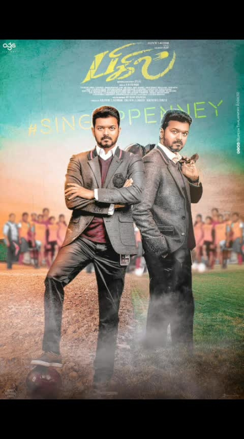 """thalapathy 63 , vijay 63 , thalapathy 63 teaser , thalapathy 63 trailer , thalapathy 63 update , ags , atlee , vijay 63 teaser , ar rahman , vijay 63 trailer , thalapathy 63 official trailer , thalapathy 63 offcial teaser , thalapathy 63 first look , vijay 63 updates , thalapathy 63 update behindwoods , thalapathy 63 budget , OFFICIAL TRAILER , thalapathy 63 announcement , thalapathy 63 story , thalapathy 63 atlee speech  x""""I am not usually fearful, this time in fact , the confidence and responsibility is a little more. So I was thinking of doing something bigger and better. I have got the knot for the film and we are working on the preproduction work. Expected the unexpected.x""""  This Video is made for Thalapathy Fans of Vijay Sir  Vijay Fans please Subscribe me and notification also  comments please and various like   **********************************************  Copyright disclaimer! All rights belong to it's rightful owner/owner's. No copyright infringement intended. For promotional purposes only.  ************************************************  Connect with us on:  ♦ YouTube : https://www.youtube.com/channel/UC9iltdbQ4uAagZ4nEQQUjnA ♦ Facebook : https://www.facebook.com/sonal.india.7 ♦ Roposo     : http://www.roposo.com/profile/cba778c5-b379-45f2-b090-91bec3269b63?s_ext=true ♦ Twitter : https://twitter.com/music_sonal?s=08 ♦ Instagram : https://www.instagram.com/sony_music_tamil?r=nametag ♦ TikTok : http://vm.tiktok.com/e6CXAg/  © 2019 Sonal Music India   * ANTI-PIRACY WARNING * This content is Copyright to Sonal Music India. Any unauthorized reproduction, redistribution or re-upload is strictly prohibited from this material. Legal action will be taken against those who violate the copyright of the following material presented!  ************************************************  #SonalMusicIndia #GanaSudhakar #ThalapathSonal"""