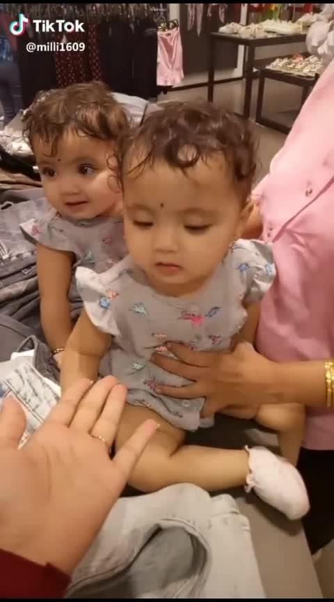 Twins❤️#twins #twin #twinsouls #cute-baby #cutebabies #cute_baby #babiesofinstagram
