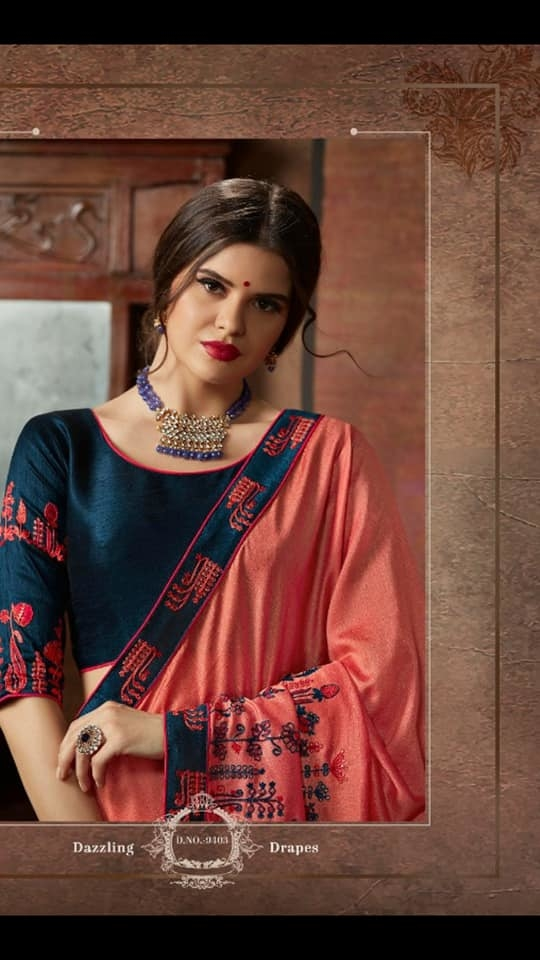 MAHIKAA COLLECTIONS LAUNCHES online selling of WOMEN FABRICS. please click on picture or our online link below or BUY DIRECTLY FROM US USING PAYTM / BANK TRANSFER CONNECT WITH US AT info@mahikaa.in or whatsapp : 7984456745   GEORGETTE/ SILK EMNROIDERED SAREE WITH WORK BLOUSE RATE : 1899/- +$ READY STOCK-SAME DAY DISPATCH  #business #innovation #sales #health #fintech #amazon #mondaymotivation #wellness #news #engineering #banking #newyork #smartcities #gifts #credit #fridayfeeling #r #r #emotionalintelligence #protection #cash #engineers #engineers #publishing #electronics #reviews #writers #howto #contest #festive #publichealth #careerdevelopment #pay #festivals #mystery